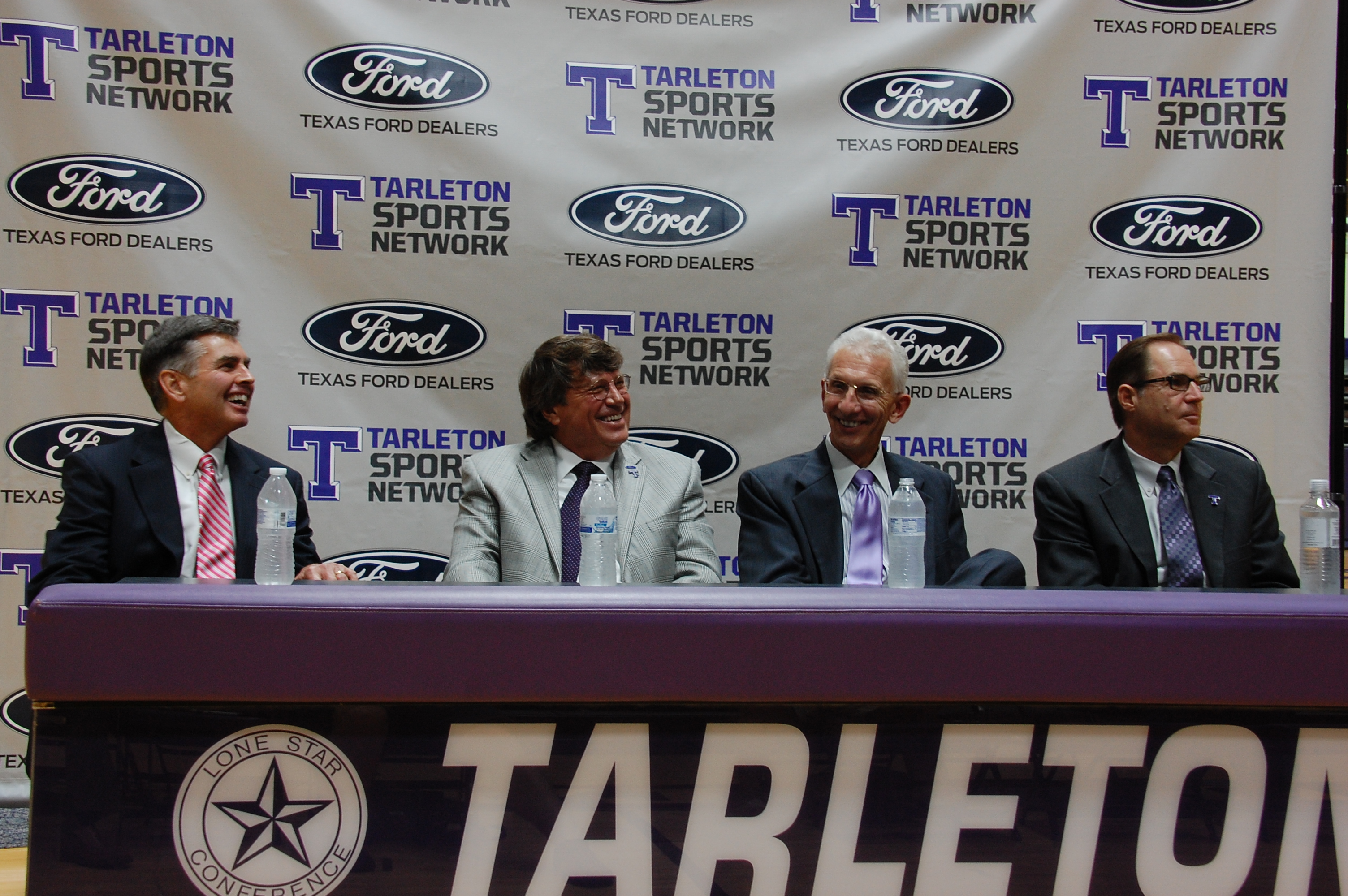 Tarleton Sports Network partners up with Ford – Texan News Service