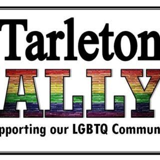 Tarleton Ally Logo. Photo courtesy of tarleton.edu.