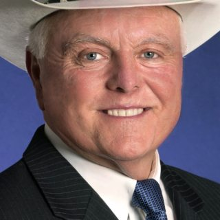 Sid Miller is the current and 12th Agriculture Commissioner for Texas.  Photo courtesy: Texas Department of Agriculture