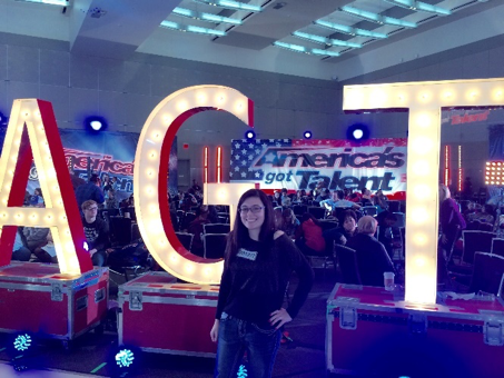 Opinion: My America's Got Talent Audition