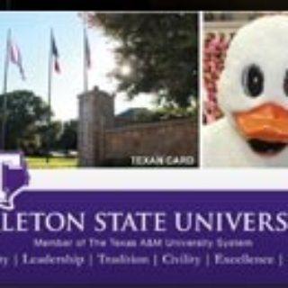 An example of the Texan Card Photo courtesy of tarleton.edu.