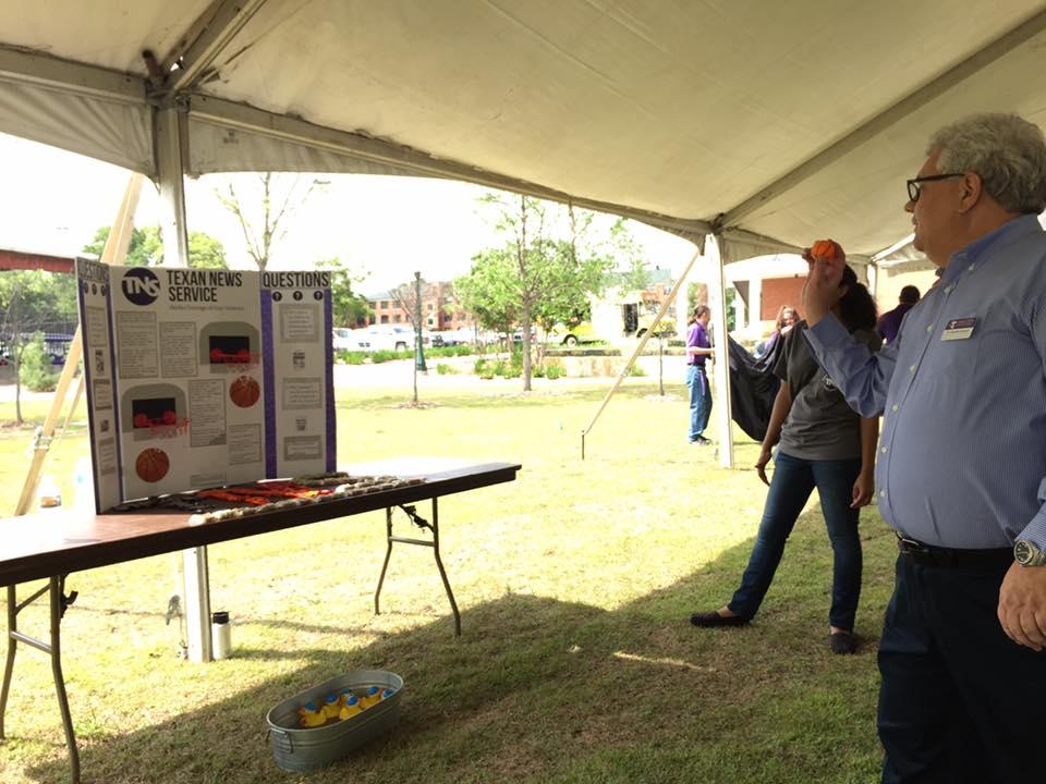 Civic Expo prepared the Tarleton student body for Texan Debate