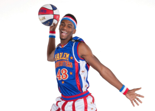 Former Tarleton basketball player turned Harlem Globetrotter to star in reality television series