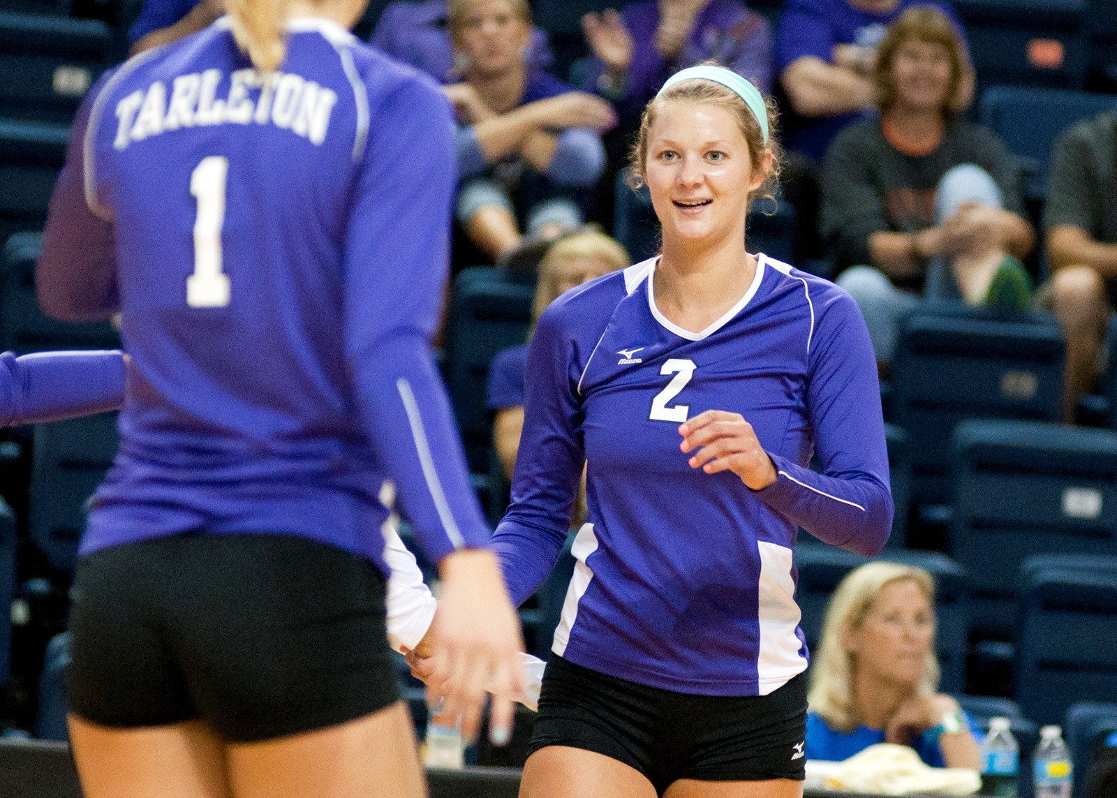 Hailey Roberts reflects on being named LSC Offensive Player of the Week