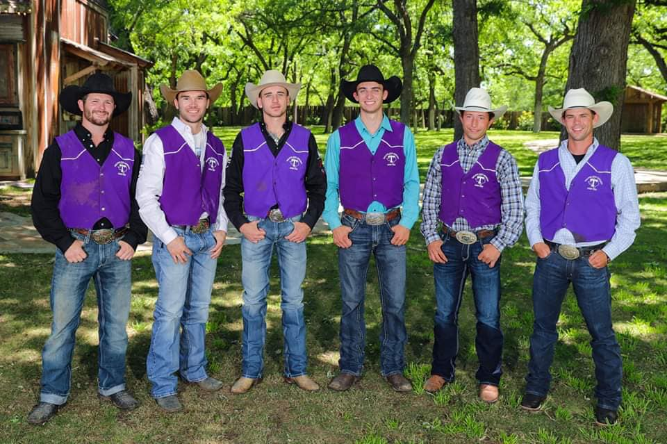 Tarleton Rodeo Competes At Western Texas College Men S